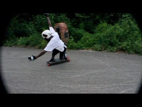 Skating Krak With The Groms