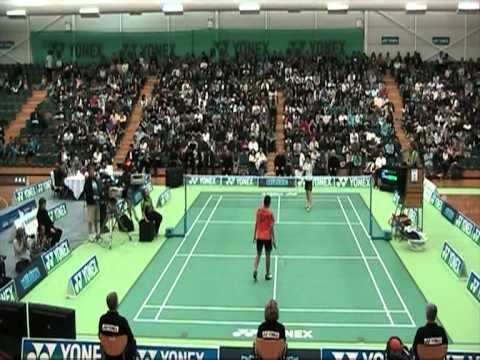 Badminton Australia Open WS Final 2011 Part 3 .mpg