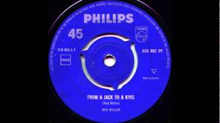 Ned Miller From A Jack To A King 1963 Philips- 318 882
