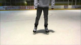 How To Hockey Turn Learn Tight Turns On The Ice Power