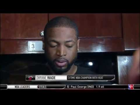 April 17, 2014 - NBATV - 2014 Miami Heat Eastern Conference Preview (Vs. Bobcats)