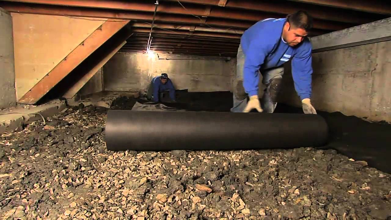 Housesmarts Quot Crawl Space Encapsulation Quot Episode 109 Youtube