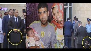 انفراد :بعد تكفل الملك محمد السادس بعلاجها..عائلة الرضيعة تتوصل بهبة ملكية   بــووز