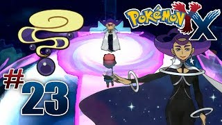 Let's Play Pokemon: X Part 23 Anistar Gym Leader