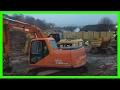 Dunia yang menakjubkan pertanian Modern alat berat Mega mesin teknologi cerdas traktor 175