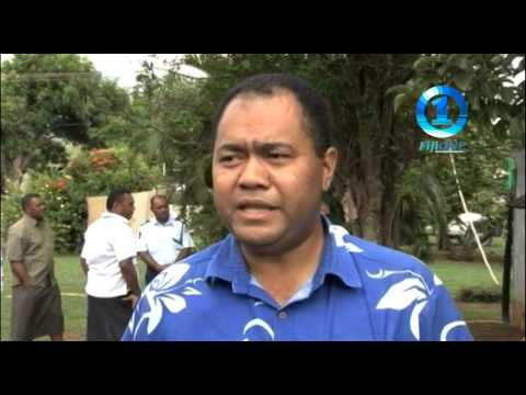 Fiji One News Bulletin 05-06-14