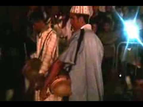 مهرجان عيساوة بهوارة بالكفيفات