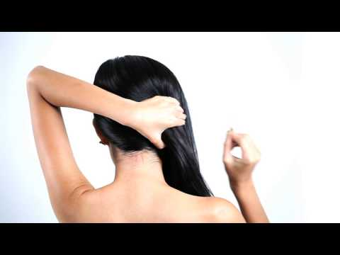 Side Swept Hair Style - Hair Fashion