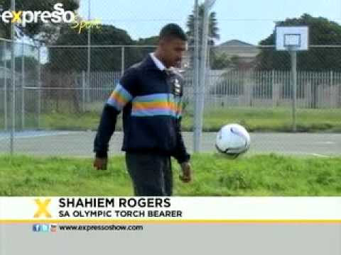 Expresso Sport - Olympic tourch