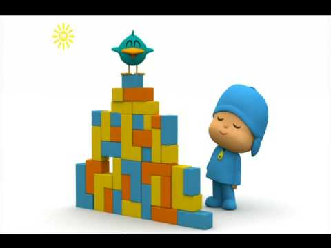 pocoyo mad mix machine