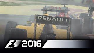 F1 2016 - Tévéreklám