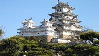 Химедзи. Замок белой цапли. Япония