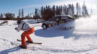 Ken Block in Rusia