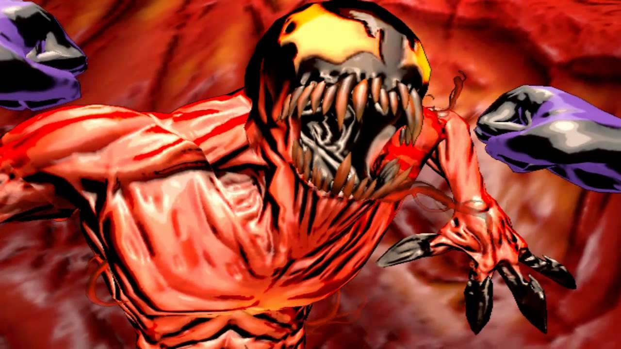 spider man shattered dimensions carnage