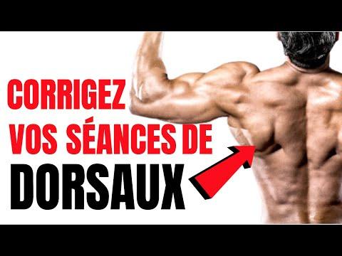 Comment Organiser, vos séances de Dorsaux !
