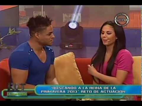 Katy Garcia y Eric Varias, chaparon en