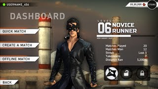 Krrish 3 Game Free Download For PC