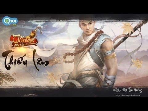 Tiêu điểm môn phái: Thiếu Lâm - Tiếu Ngạo Giang Hồ 3D (http://tieungao.vn)