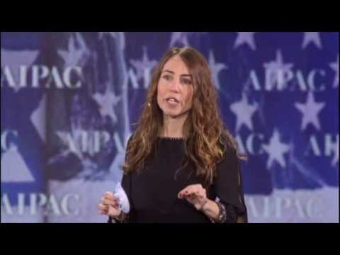 Tzameret Fuerst (PrePex): Presentation before 13,000 Participants @AIPAC Policy Conference
