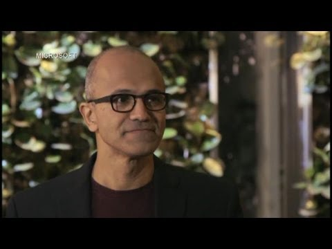 Nadella: Microsoft Best Able to Change the World