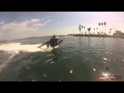 Jetpack America Flight Video- Denise Arenson