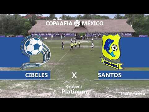 Copa AFIA México 2017 - CIBELES X SANTOS - PLATINUM - 12/11/2017