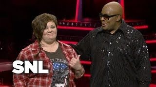 The Voice Season 4 - SNL