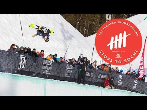 Torah Bright beats Kelly Clark at 2013 Dew Tour Womens Pipe Finals - TransWorld SNOWboarding