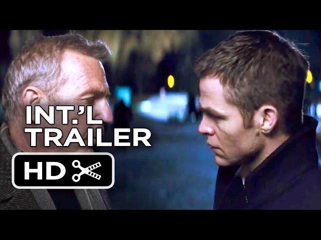 Jack Ryan: Shadow Recruit INT.'L TRAILER 2 (2013) - Chris Pine, Keira Knightley Movie HD