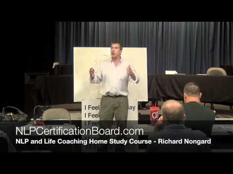 NLP States - 1-Hour Teaching video - NLP Certification with Richard Nongard