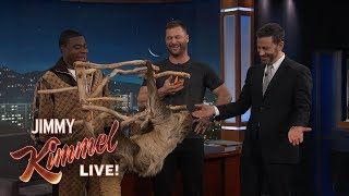 Wild Animals with Dave Salmoni & Tracy Morgan