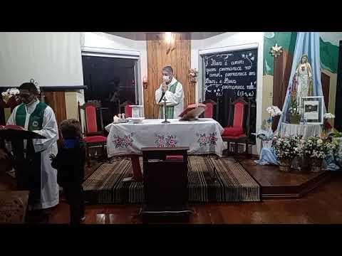 Santa Missa | 28.05.2021 | Sexta-feira | Padre Robson Antônio | ANSPAZ