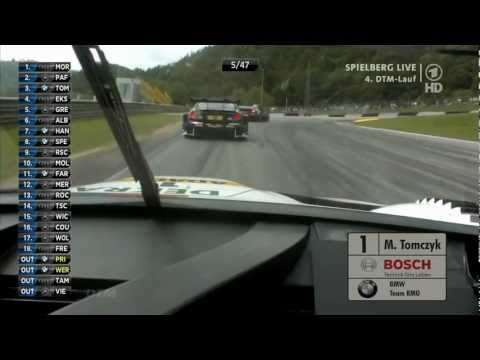 DTM 2012 Spielberg Red bull ring Full Race HD