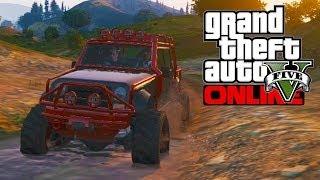 GTA 5 Online Merryweather Jeep (GTA V)
