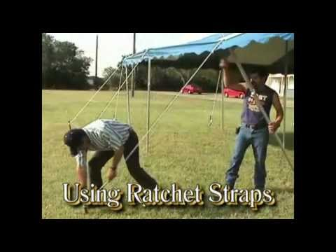 0 Ratchet Straps for Ohenry Tents
