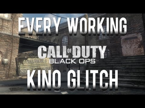 Kino der toten glitches not patched ps3