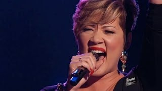 Tessane Chin Shines During Live Rounds The Voice Season