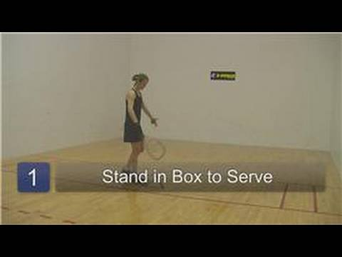 Racquetball : How to Play Racquetball