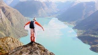 La sensación de volar