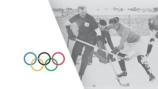Men's Ice Hockey St. Moritz 1928 Winter Olympic Games