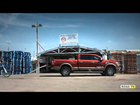 Возможности 2016 Nissan Titan