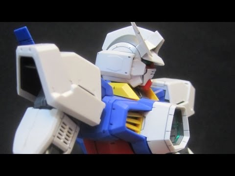 MG Age-1 Normal (Part 2: Plates) Gundam Age gunpla 1/100 model review