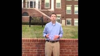 Arkansas School for the Blind O & M video 1 view on youtube.com tube online.