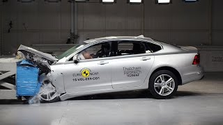 Volvo S90 Crash Test 2017 – Best Performing Ever. YouCar Car Reviews.