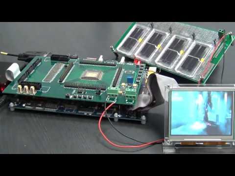 Star- Jiun-In Guo (NCTUiVSLab) - H 264 HP Video Decoder (Solar power version)