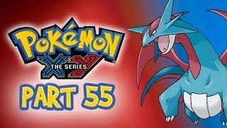 Pokemon X And Y Gameplay Walkthrough Part 55 Salamence