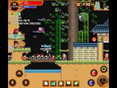 Namxaya02 ( Shuriken ) PK bá đạo - Ninja School Online