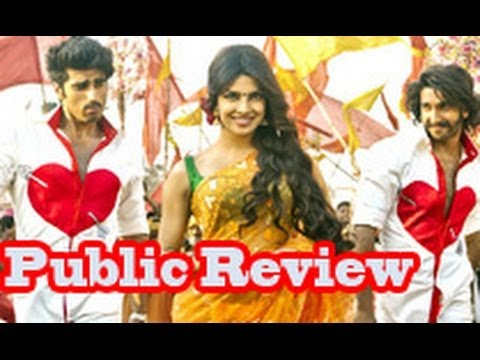 Gunday Public Review | Hindi Movie | Arjun Kapoor, Ranveer Singh, Priyanka Chopra, Irrfan khan