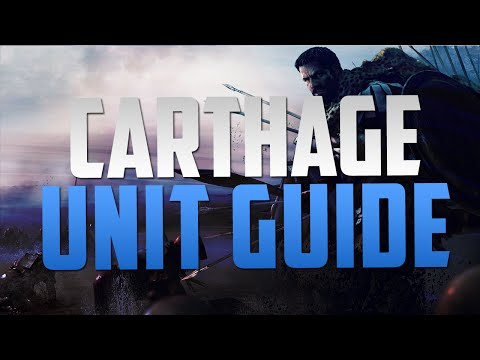 Total War: Rome 2 Unit Guide - Carthage