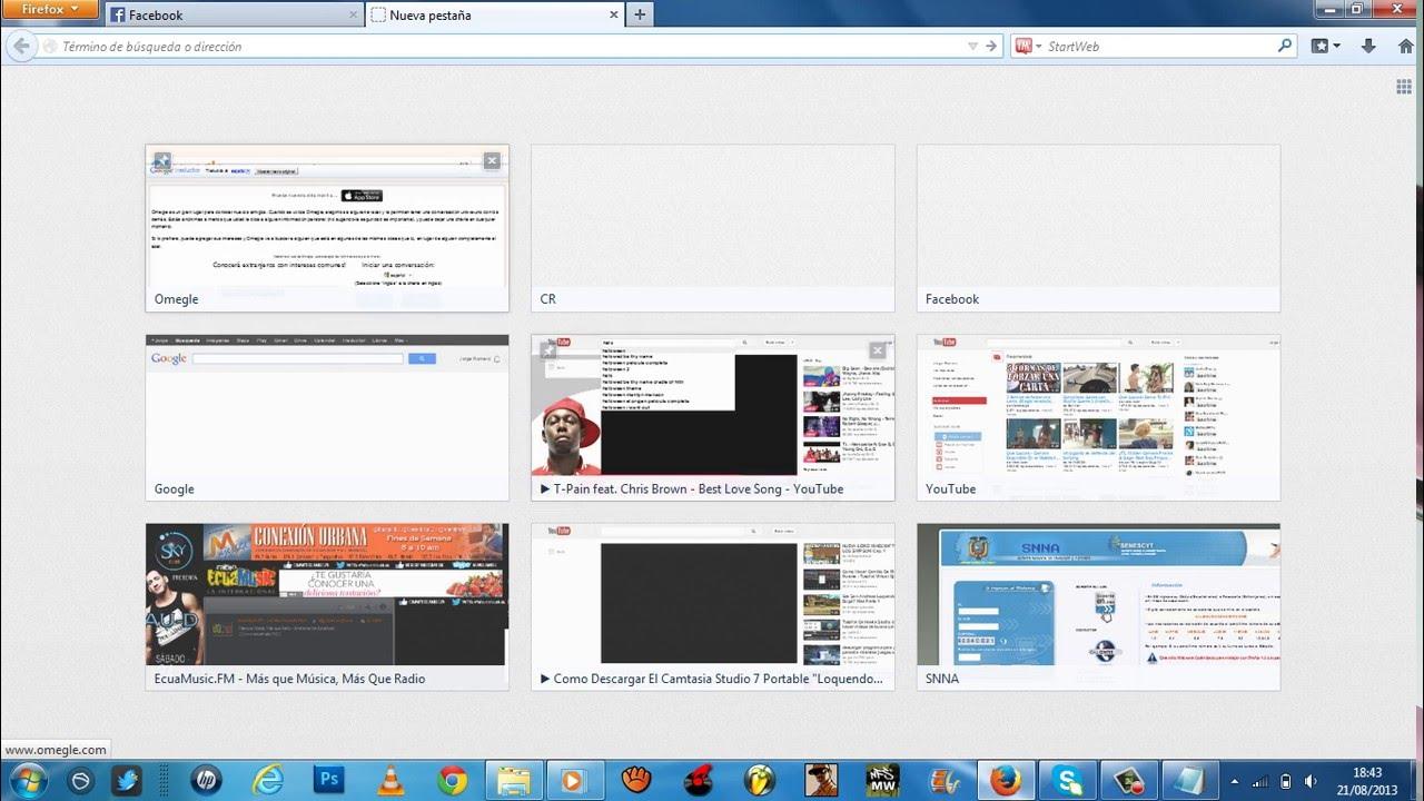 OMEGLE COMO ENTRAR - YouTube